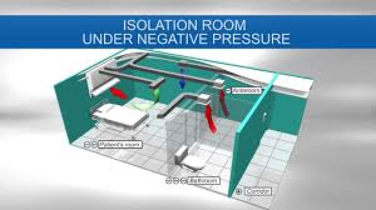 Negative Pressure Room(Isolation Room)